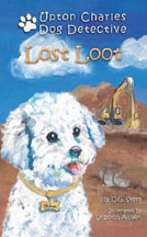 UPTON CHARLES-DOG DETECTIVE: LOST LOOT cover image