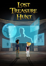 LOST TREASURE HUNT cover image