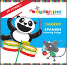!SABOR!-SPANISH LEARNING SONGS cover image