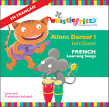 ALLONS DANSER! (LET'S DANCE) FRENCH LEARNING SONGS
