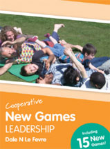 COOPERATIVE NEW GAMES LEADERSHIP cover image
