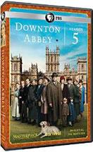 DOWNTON ABBEY, SEASON 5