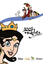 1001 NIGHTS cover image