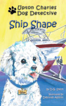 UPTON CHARLES-DOG DETECTIVE: SHIP SHAPE