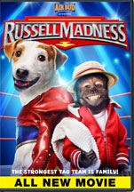 RUSSELL MADNESS cover image