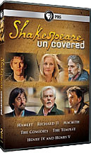 SHAKESPEARE UNCOVERED cover image