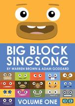 BIG BLOCK SINGSONG,  VOLUME ONE cover image