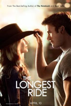 LONGEST RIDE, THE cover image