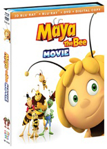 MAYA THE BEE MOVIE cover image
