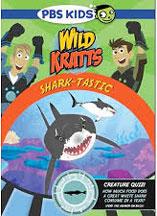 WILD KRATTS: SHARK-TASTIC