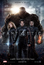 FANTASTIC FOUR (2015) cover image