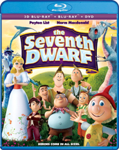 SEVENTH DWARF, THE cover image