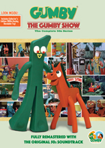 GUMBY SHOW, THE: THE COMPLETE 50S SERIES cover image