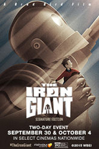 IRON GIANT, THE (SIGNATURE EDITION) cover image