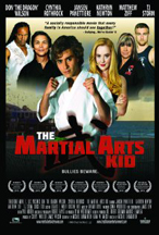 MARTIAL ARTS KID, THE cover image