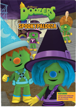 DOOZERS: SPOOKYPALOOZA cover image