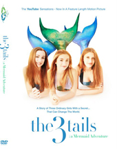 3 TAILS, THE: A MERMAID ADVENTURE cover image