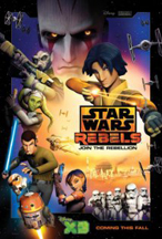 STAR WARS REBELS cover image