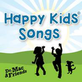 HAPPY KIDS SONGS (FRIENDS & SHARING, BULLYING; HAPPINESS & ATTITUDE) cover image