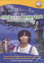 ONCE UPON A SIGN: THE NEW JACK AND THE BEANSTALK cover image