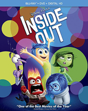 INSIDE OUT (DVD) cover image