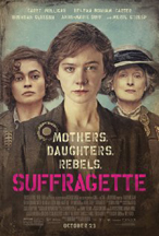 SUFFRAGETTTE cover image