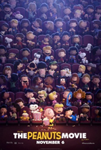 PEANUTS MOVIE, THE cover image