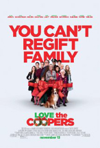 LOVE THE COOPERS cover image