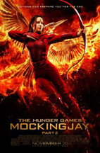 HUNGER GAMES, THE: MOCKINGJAY - PART 2 cover image