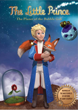 LITTLE PRINCE, THE: THE PLANET OF BUBBLE GOB cover image