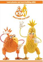 KIWI: MEET TWIKI AND TWINI cover image
