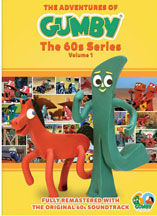 ADVENTURES OF GUMBY, THE: THE 60'S SERIES, VOL. 1