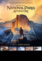 NATIONAL PARKS ADVENTURE cover image