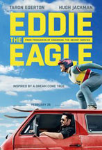 EDDIE THE EAGLE cover image