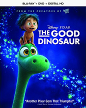 GOOD DINOSAUR, THE (BR/DIGI HD) cover image
