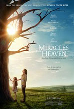 MIRACLES FROM HEAVEN cover image