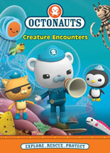 OCTONAUTS, THE, CREATURE ENCOUNTERS