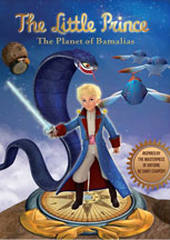LITTLE PRINCE, THE: THE PLANET OF BAMALIAS cover image