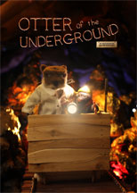 OTTER OF THE UNDERGROUND cover image