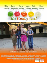 CANDY GIRL, THE cover image