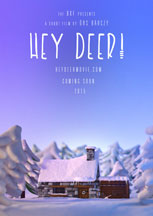 HEY DEER! cover image