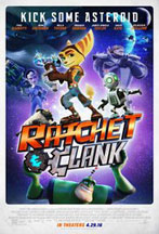 RATCHET & CLANK cover image