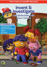 SID THE SCIENCE KID: INVENT & INVESTIGATE