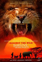 AGAINST THE WILD 2: SURVIVE THE SERENGETI cover image