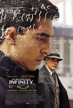 MAN WHO KNEW INFINITY, THE cover image