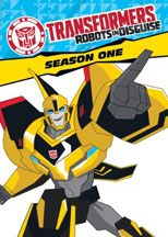 TRANSFORMERS ROBOTS IN DESGUISE: SEASON 1