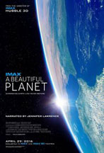 BEAUTIFUL PLANET, A cover image