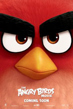 ANGRY BIRDS MOVIE, THE cover image