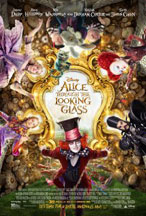 ALICE THROUGH THE LOOKING GLAD (2016)
