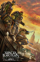 TEENAGE MUTANT NINJA TURTLES: OUT OF THE SHADOWS cover image